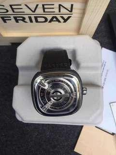 Brand New Seven Friday Luxury Watch(M1/03)