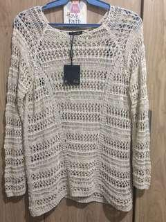 Massimo Dutti Knitted Top