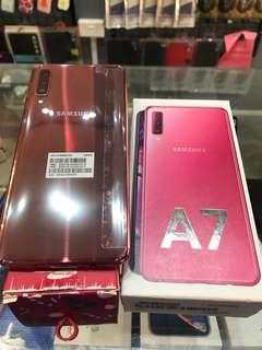 Samsung A7 (2018) RED