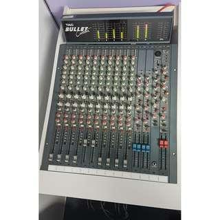 Tac Bullet Custom Audio Mixer 10/4/2