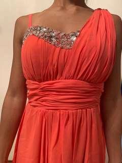 Formal long maxi dress