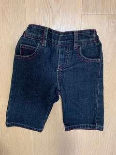 全新嬰兒短褲