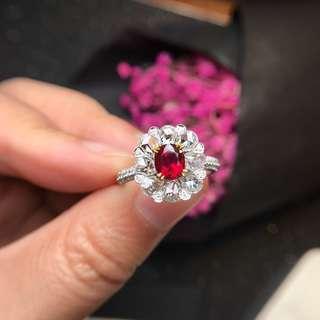 紅寶石戒指Ruby Ring
