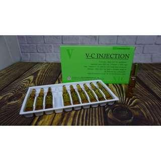 Promo v-c injection mix lotion