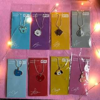 [INSTOCKS] bt21 necklace