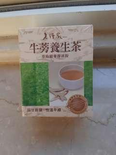 🚚 老行家牛蒡養生茶
