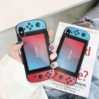 遊戲機造型手機殼CT-079 iPhone Case 6 7 8 X Xs Xs Max XR