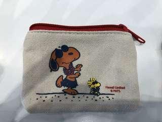 《美國夏威夷限定代購》夏威夷版曬黑史努比Snoopy散紙包