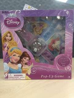 Disney Princesses Pop Up Game