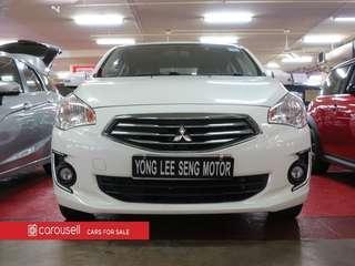 Mitsubishi Attrage 1.2A (OPC)
