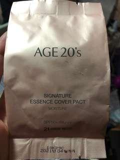 Age's 20 粉底補充裝