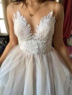 Wedding gown for sale