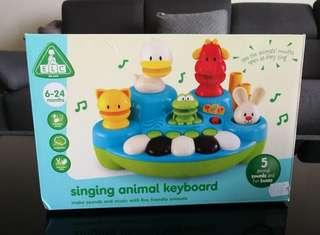 ELC Singing Animal Keyboard