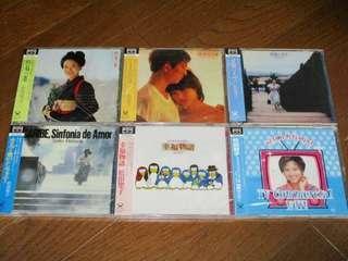 松田聖子-Blu-spec 8CD・「オリジナル サウンド トラック集 1981 ~ 1985」