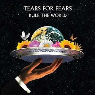Tears For Fears - Rule The World CD