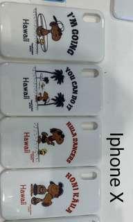 《美國夏威夷限定代購》夏威夷版曬黑史努比Snoopy iphone case