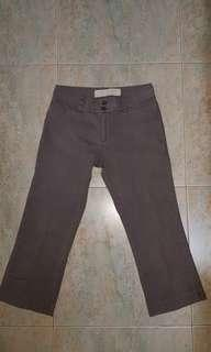 Giordano ladies stretched grey pant