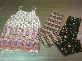 Combo girl clothes 4y