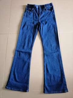 Topshop Jeans Bootcut_Woman