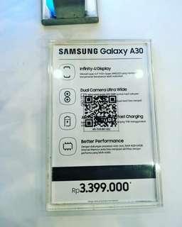 Samsung A30 cicilan cepat