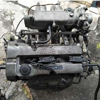 Mazda Bj Ford lynx 1.6 engine
