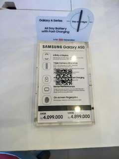 Samsung A50 cicilan cepat tnp CC