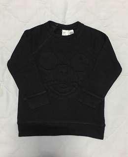Sweater Mickey H&M 1,5-2thn