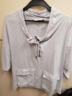 Adidas Stella Mccartney Shirt  灰色衫