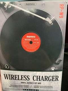 Wireless charger RP-W9 (LD disc design)