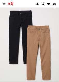 Jeans Chino H&M size 2-3thn