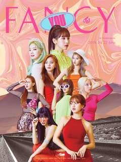 Twice Fancy You unseal album