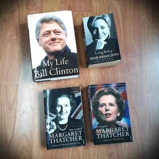 Biographical Books