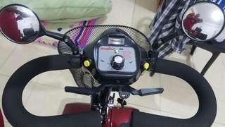 Electrical Wheelchair...