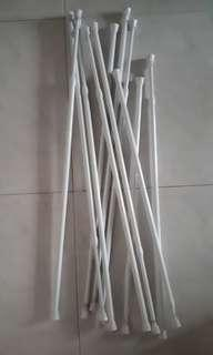 Daiso Tension Rods
