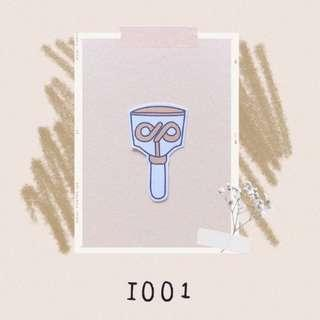 YeoBong - Infinite lightstick (Sticker)