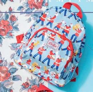 英國品牌 Cath Kidston 兒童背囊 Backpack 輕&防水
