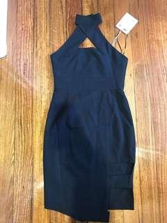Runway the label dress