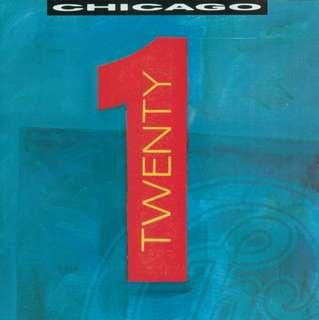 Chicago - Twenty 1 LP