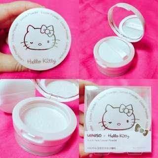 Hello Kitty蜜粉