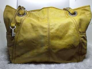 Preloved Fossil Vintage handbag