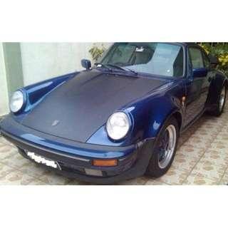 1989 PORSCHE 910 TURBO 930 MODEL
