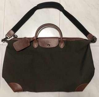 Longchamp Luggage travel Bag