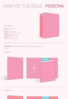 (CLOSED) BTS mots persona album