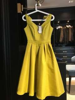 [New] Doublewoot Mustard Yellow Dress