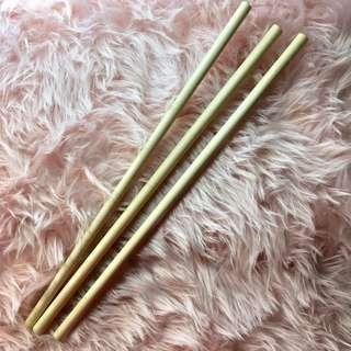 Bamboo Straw from Coron