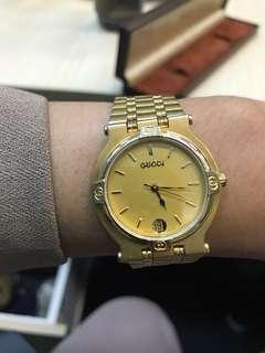 Jam tangan wanita Gucci original