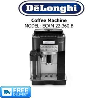 🚚 DELONGHI - COFFEE MAKER, MAGNIFICA S ECAM 22.360.B
