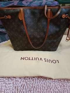Louis Vuitton Neverfull Monogram 2008