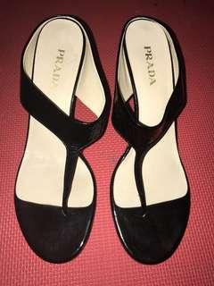 Authentic Prada sandal size 40