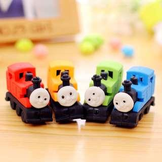現貨火車  橡皮擦 創意 造型 小火車 橡皮擦   獎品 禮物 兒童 文具  卡通橡皮擦 禮物 贈品
